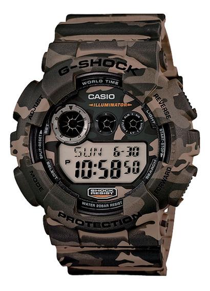 Relógio Casio G-shock Digital Camo