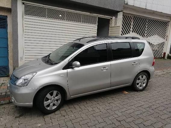 Nissan Livina 2012 1.8 S Flex Aut. 5p