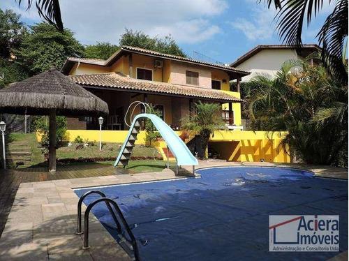 Imagem 1 de 30 de Casa À Venda, 480 M² Por R$ 1.280.000,00 - Chácara Vale Do Rio Cotia - Carapicuíba/sp - Ca1471