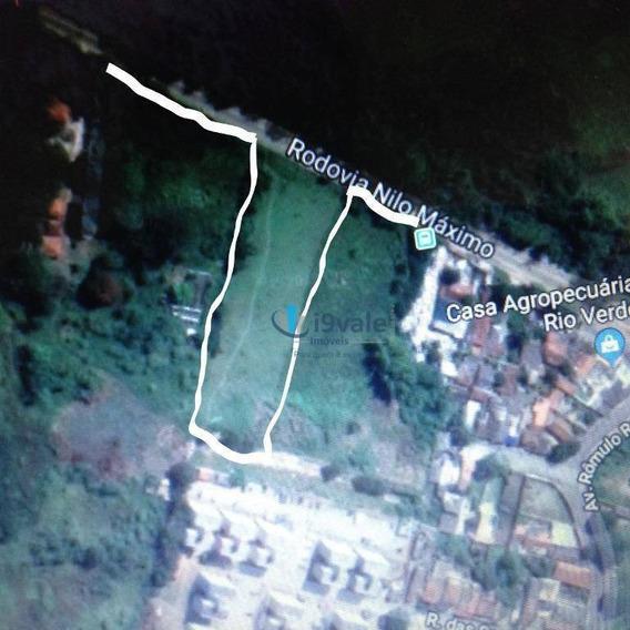 Área À Venda, 5650 M² Por R$ 2.900.000 - Jardim Santo Antônio Da Boa Vista - Jacareí/sp - Ar0057