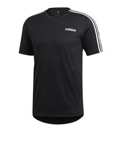 Adidas Tee Hombre Camiseta De Para D2m 3s Entrenamiento E9eHY2WDI