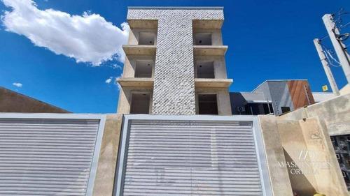 Cobertura Com 3 Dormitórios À Venda, 97 M² Por R$ 390.000,00 - Boneca Do Iguaçu - São José Dos Pinhais/pr - Co0033