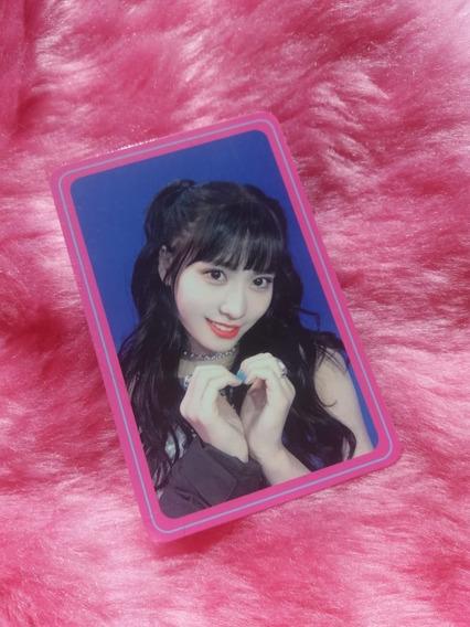 Twice Momo Photocard Fancy You Kpop