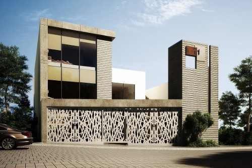 Casa Con Piscina Y Roof Garden En Venta, Col. Lomas Verdes Vi Sección