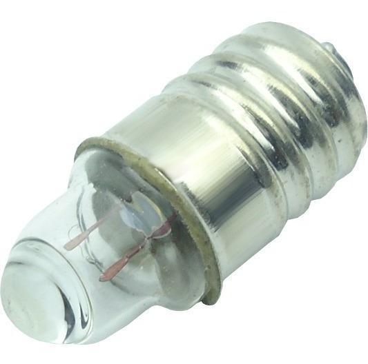 Lampada Kit 25 Pçs E10 Pingo 2.2 V 0,25 Mha 0,55 W