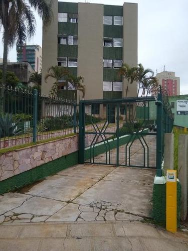 Apartamento Com 2 Dormitórios À Venda, 60 M² - Rudge Ramos - São Bernardo Do Campo/sp - Ap65381