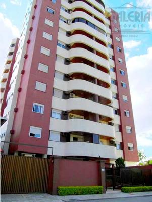 Apartamento No América Com 3 Quartos Para Locação, 116 M² - 6184