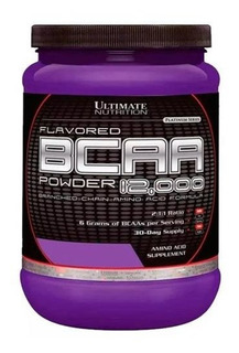 Bcaa Powder 12000 - 228g - Ultimate Nutrition