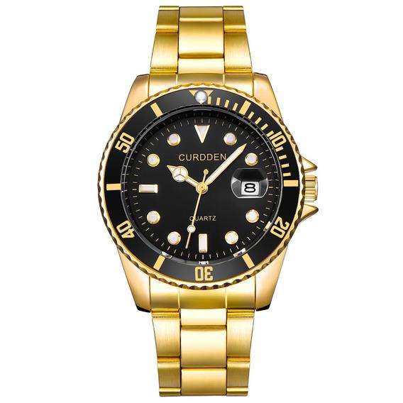 Nova Marca Mens Relógios Top Marca De Luxo Relógio De Pulso