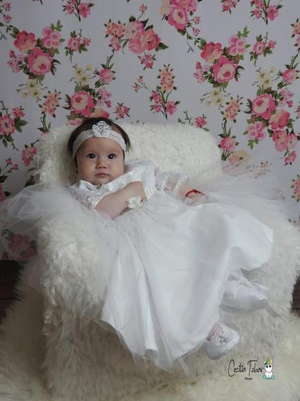 Vestido Bautismo, Casamiento, Fiesta Estilo Princess