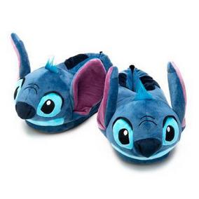 Pantufa Stitch 3d Ricsen Pronta Entrega