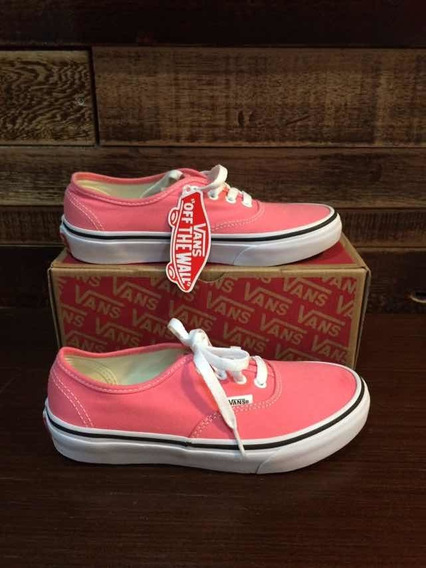 Tenis Vans Authentic 35
