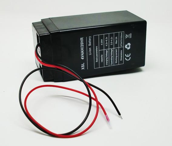 03 Bateria Multiuso 4v 4ah Balança, Brinquedos, Automação