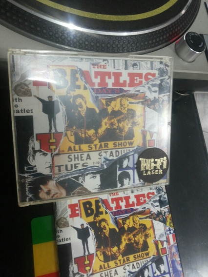 Cd The Beatles Anthology 2 Importado Cd Duplo