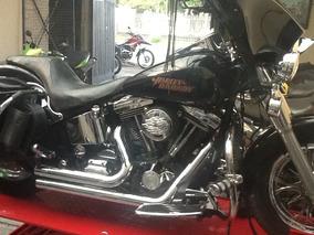 Harley Davidson Heritage Softail, 1450cc, Mod. 1995.