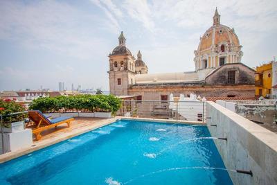 Alquiler Aparta Hotel En El Centro De Cartagena