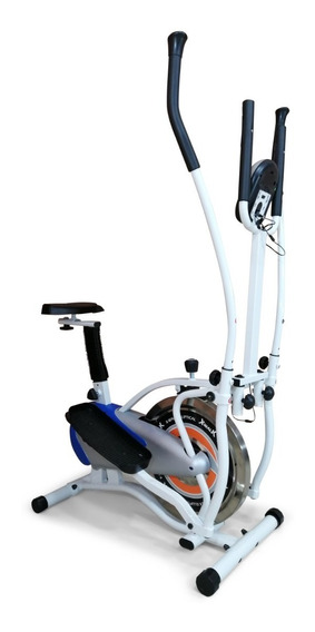 Elíptica Multifuncional Volante De Spinning Monitor Multifun