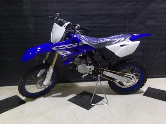Motocicleta Yamaha Yz85 Lw 2019 0km Azul