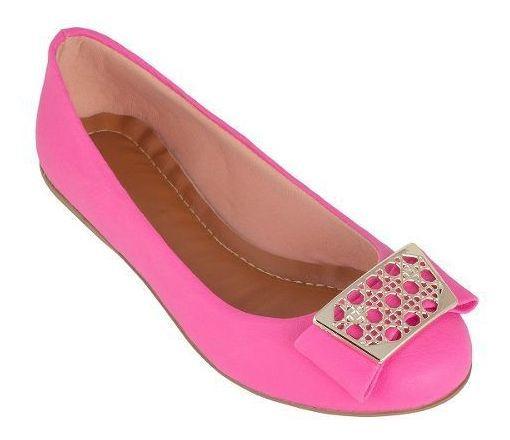 Rasteirinhas Feminina Barata Sapato Sapatilha Vermelha Sxl