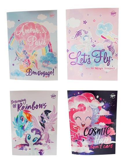 Cuadernos Escolares A5 48 Hojas My Little Pony