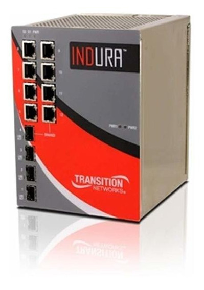 Switch Transition Networks Industrial Managed Substation-ra®