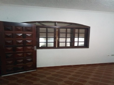 Casa 3 Cômodos Quintal S/ Garagem Jd Paulista Osas - 9783
