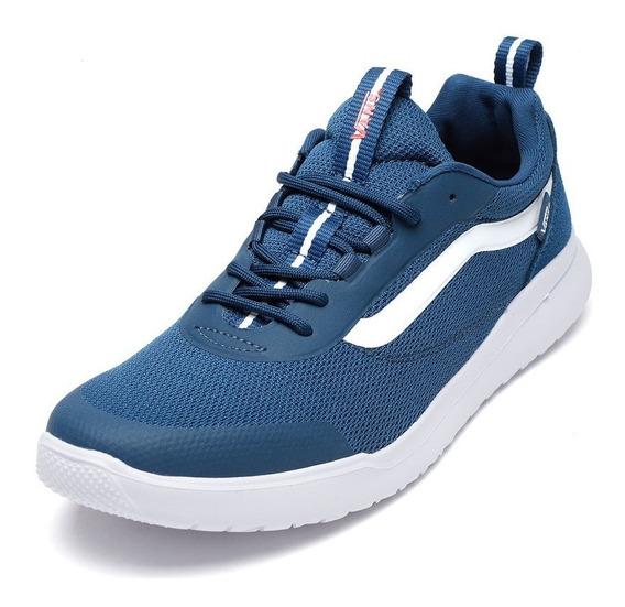 Zapatillas Vans Mod Cerus Rw Azul Ultralivianas