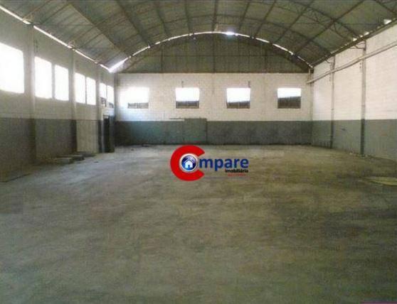Galpão Industrial Zup1 - 1000m² - Ga0110