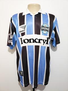 Camisa Oficial Time Grêmio 1997 Home Penalty Gg Brasileiro