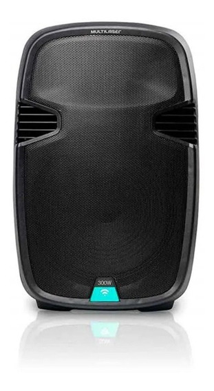 Caixa De Som Amplificadora Bluetooth Sp220 Multilaser