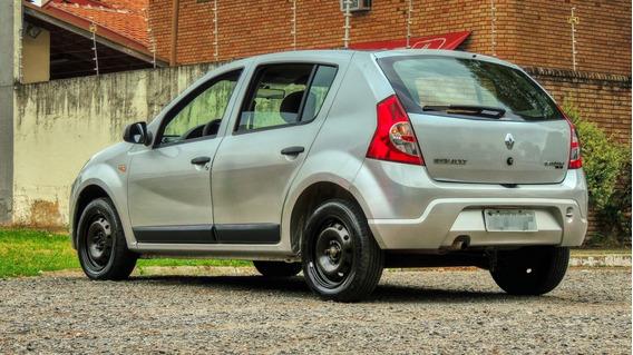 Renault Sandero Exp Completo 1.6 Flex 11 - Pronto Pra Rodar