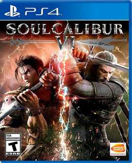 Soul Calibur 6 Vi Ps4 Nuevo Disponible