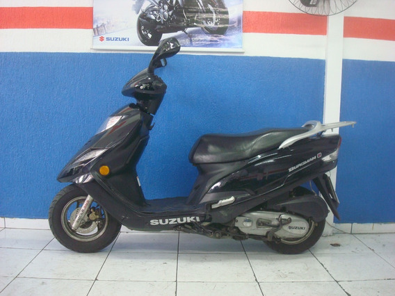 Suzuki Burgman 125i 2013