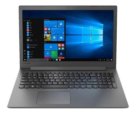 Notebook Lenovo Amd A9 3.1 / 4gb / 128gb / 15.6 / Dvd