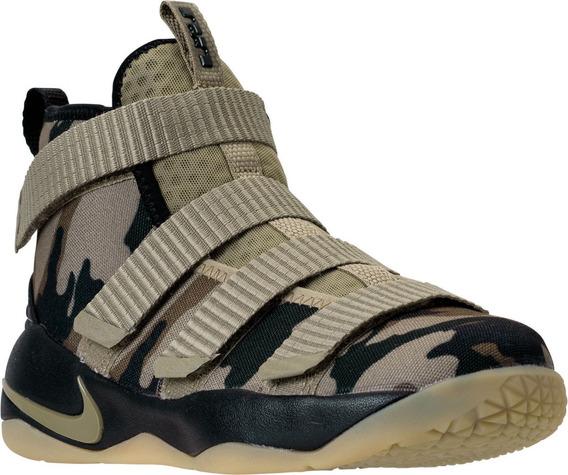 Zapatillas Nike Lebron Soldier Xi De Nene