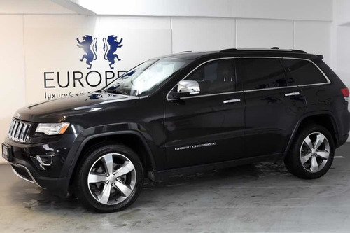Jeep Grand Cherokee 2014 Limited Lujo Blindada Nivel 3