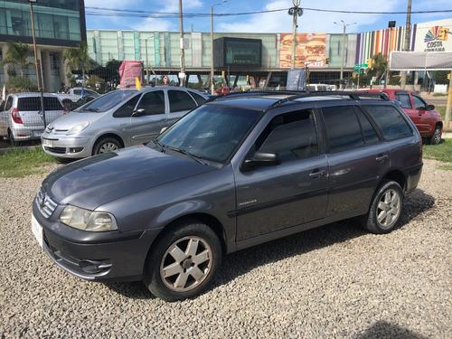 Volkswagen Parati Crossover