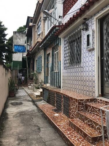 Venda Casa De Vila Rio De Janeiro  Brasil - Tc0817