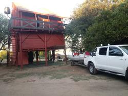 Cabaña Con Cochera Y Seguridad 24 Hs Liebig Entre Rios