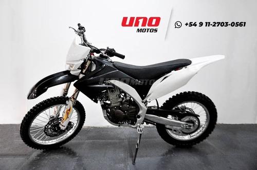 Moto Motocross Enduro 250 Yzf Yamaha Competición 0km 250cc