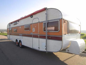 Trailer Turiscar Imperial Residence Modificad 1988 Motorhome