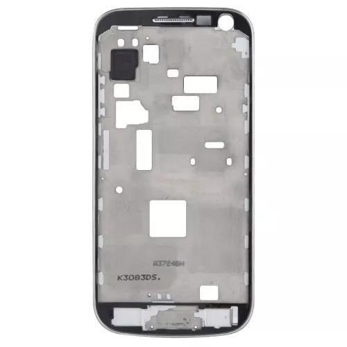 4138369372f Chasis Intermedio Para Samsung Galaxy S4 Mini / I9195 Blanco - Bs.  39.999,00 en Mercado Libre