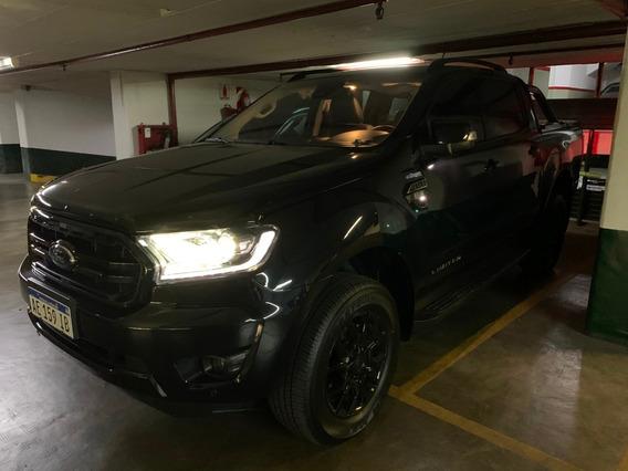 Ford Ranger Black Edition 3.2 6at 2020 Caja Automatica