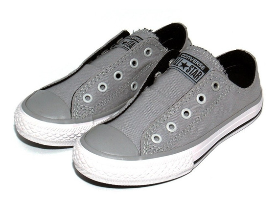 Tênis All Star Slip Cinza Converse 674