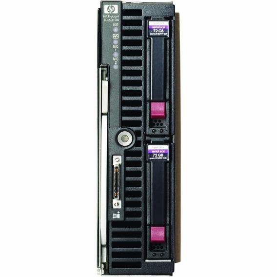 Servidor Blade Hp Lamina Bl460c G6 Quadcore 16gb 2x 146gb
