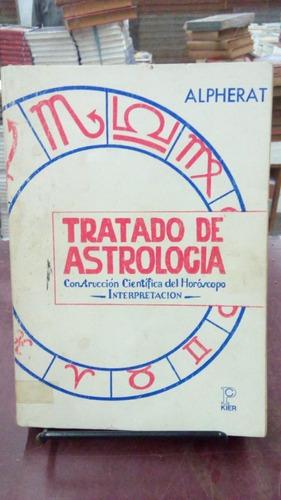 Tratado De Astrologia - Alpherat