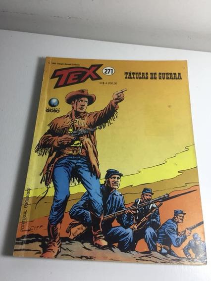 Tex 271 - Editora Globo