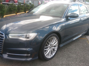 Audi A6 2.0 Tfsi S Line 252hp At Marchas 2016