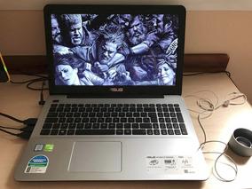 Notebook Gamer Asus X555ub I7 8gb Gt940m 1tb