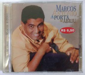 Marco Antônio - A Porta Se Abriu - Cd Top Gospel 2003
